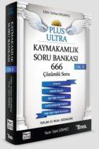 Temsil Yayınları Plus Ultra Kaymakamlık Konu Çalışma Kitabı Cilt 2