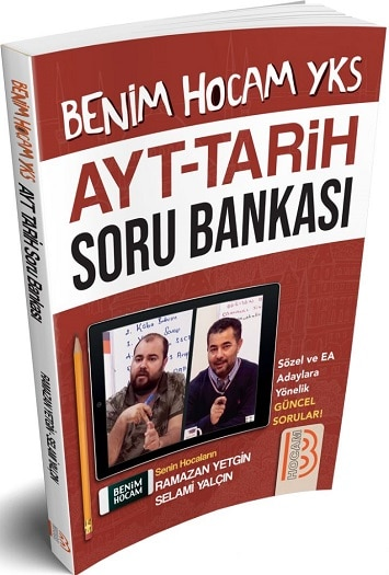 Benim Hocam Yayınları AYT Tarih Soru Bankası