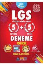 Sıradışıanaliz Yayınları LGS Yeni Nesil 5 Deneme