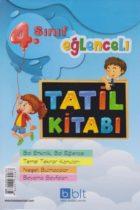 Bulut Eğitim Yayınları 4. Sınıf Eğlenceli Tatil Kitabı