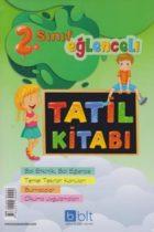 Bulut Eğitim Yayınları 2. Sınıf Eğlenceli Tatil Kitabı