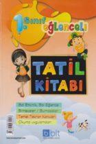 Bulut Eğitim Yayınları 1. Sınıf Eğlenceli Tatil Kitabı