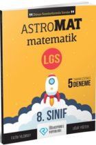İrrasyonel Yayınları 8. Sınıf AstroMAT Matematik Deneme Sınavı