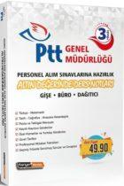 Kariyer Meslek Yayınları PTT Personel Alım Sınavlarına Hazırlık Altın Değerinde Ders Notları