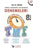 Limit Yayınları 8. Sınıf Kronometre TMF Denemeleri