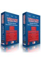 Akfon Yayınları Uzmanın Çalışma Kitabı Kanunlar, Mevzuat Konu Anlatımlı Çözümlü Soru Bankası (İki Cilt) 2. Baskı