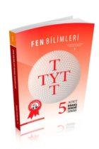 Zafer Yayınları TYT Fen Bilimleri 5li Deneme Sınavı