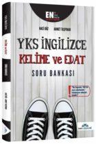 İrem Yayıncılık YKS İngilizce Kelime ve Edat Soru Bankası