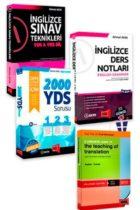 Akın Dil & Yargı Yayınları YDS Hazırlık Seti 7 + HEDİYELİ