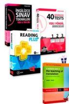 Akın Dil & Yargı Yayınları YDS Hazırlık Seti 8 + HEDİYELİ