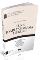 Savaş Yayınları İİBF – SBF – MYO'lar İçin Türk İdari Yargılama Hukuku