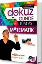 Yarı Çap Yayınları Dokuz Günde Tüm AYT Matematik