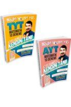 Benim Hocam Yayınları TYT-AYT Matematik Tamamı Video Çözümlü 20 Deneme Seti
