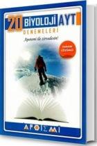 Apotemi Yayınları AYT Biyoloji Tamamı Çözümlü 20 li Denemeleri