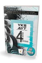 Pelikan Yayınları AYT Eşit Ağırlık 4 Dörtlük 4 Deneme Sınavı