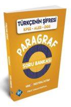 KR Akademi KPSS ALES DGS Türkçenin Şifresi Video Destekli Paragraf Soru Bankası
