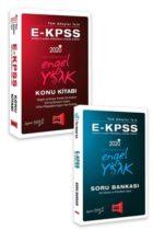 Yargı Yayınları 2020 EKPSS Tüm Adaylar Konu Kitabı Soru Bankası Seti