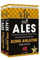 Yargı Yayınları 2020 ALES VIP Sayısal-Sözel Bölüm Konu Anlatımı 2 Cilt
