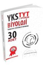 Zafer Yayınları TYT Biyoloji Tamamı Çözümlü 30 Deneme