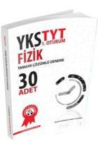 Zafer Yayınları TYT Fizik Tamamı Çözümlü 30 Deneme