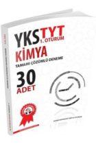 Zafer Yayınları TYT Kimya Tamamı Çözümlü 30 Deneme