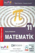 Birey Yayınları 11. Sınıf Matematik Konu Anlatımlı