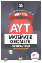 FDD Yayınları AYT Matematik Geometri Kurs Seti Soru Bankası