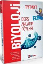 Lider Plus Yayınları TYT AYT Biyoloji Ders Anlatım Föyleri