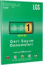 Tonguç Akademi 8. Sınıf LGS Geri Sayım Denemeleri 1