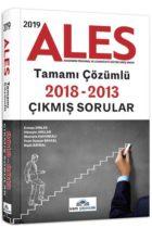 İrem Yayıncılık 2019 ALES Tamamı Çözümlü 2018-2013 Çıkmış Sorular