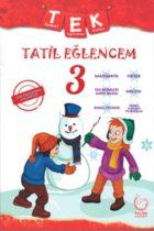 Palme Yayınları 3. Sınıf Tek Tatil Eğlencem Seti