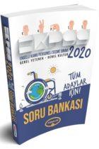 Yediiklim Yayınları 2020 EKPSS Tüm Adaylar İçin GY GK Soru Bankası