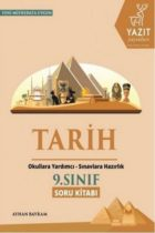Yazıt Yayınları 9. Sınıf Tarih Soru Kitabı