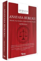 Temsil Yayınları Lex Legatus Anayasa Hukuku