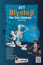 KafaDengi Yayınları AYT Biyoloji Orta ve İleri Düzey Soru Bankası