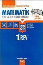 Çap Yayınları Üniversiteye Hazırlık Matematik Türev