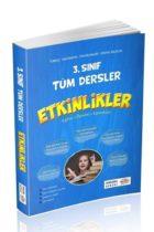 Editör Yayınları 3. Sınıf Angora Tüm Dersler Etkinlikler Kitabı
