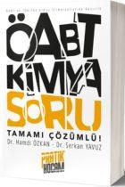Pratik Hocam Yayınları ÖABT Orbital Kimya Tamamı Çözümlü Soru Bankası