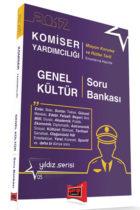 Yargı Yayınları 2017 Komiser Yardımcılığı Genel Kültür Soru Bankası Yıldız Serisi 5