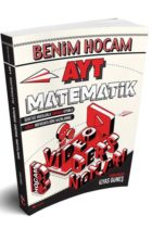 Benim Hocam Yayınları AYT Matematik Video Ders Notları