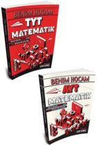 Benim Hocam Yayınları TYT AYT Matematik Video Ders Notları Seti
