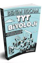 Benim Hocam Yayınları TYT Biyoloji Video Ders Notları