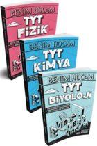 Benim Hocam Yayınları TYT FKB (Fizik Kimya Biyoloji) Video Ders Notları Seti