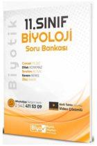 Biyotik Yayınları 11. Sınıf Biyoloji Soru Bankası