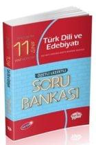 Editör Yayınları 11. Sınıf Türk Dili ve Edebiyatı Özetli Lezzetli Soru Bankası