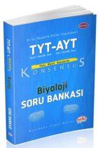 Editör Yayınları TYT AYT Konsensüs Biyoloji Soru Bankası