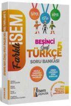 İsem Yayıncılık 5. Sınıf Türkçe Soru Bankası