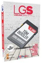 Lider Plus Yayınları 8. Sınıf LGS Tüm Dersler Soru Bankası