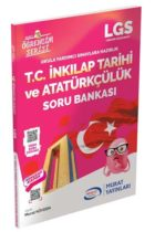 Murat Yayınları LGS T.C. İnkılap Tarihi ve Atatürkçülük Soru Bankası Öğrencim Serisi