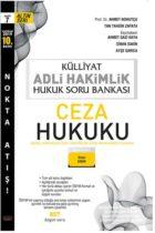 Savaş Yayınları KÜLLİYAT Adli Hakimlik Ceza Hukuku Soru Bankası Haziran 2019